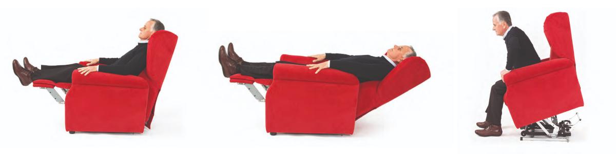 Slider poltrone relax center